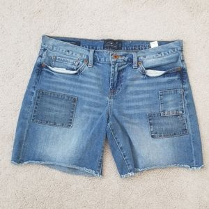 Lucky Brand Laguna denim shorts